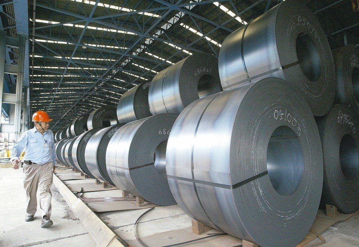 美國國際貿易委員會裁定台灣輸美鍛鋼配件傾銷。 圖/聯合報系資料照片
