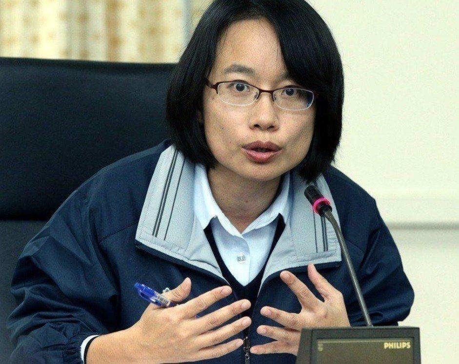 北農總經理吳音寧強調果菜批發市場改建案,並非自己一人規劃。 圖/聯合報系資料照片