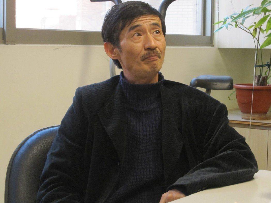 作家吳祥輝質疑柯文哲的新書《光榮城市》買榜。 圖/聯合報系資料照片