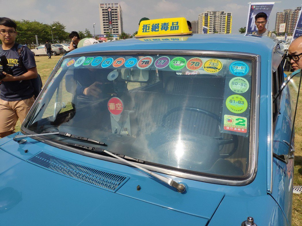 青鳥第三代(YLN-704)充滿過去台灣發展的記憶。 康晏棋/攝影