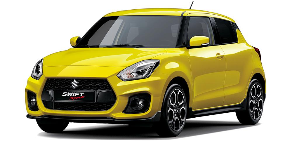 全新Suzuki Swift Sport正式在台發表。 圖/金鈴汽車提供