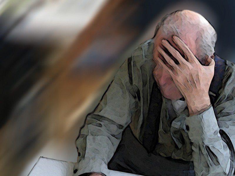 英國名校埃克斯特大學醫學院研究指出,中風恐增加70%罹患失智症的風險。(phot...