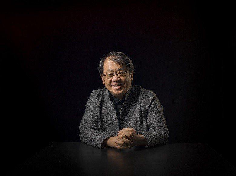 國家表演藝術中心董事長朱宗慶 (劉振祥/攝)