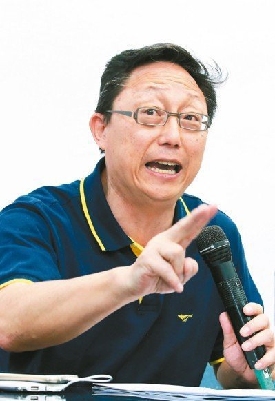 姚立明曾在2014大選時,擔任柯文哲選戰操盤手。圖/聯合報系資料照片