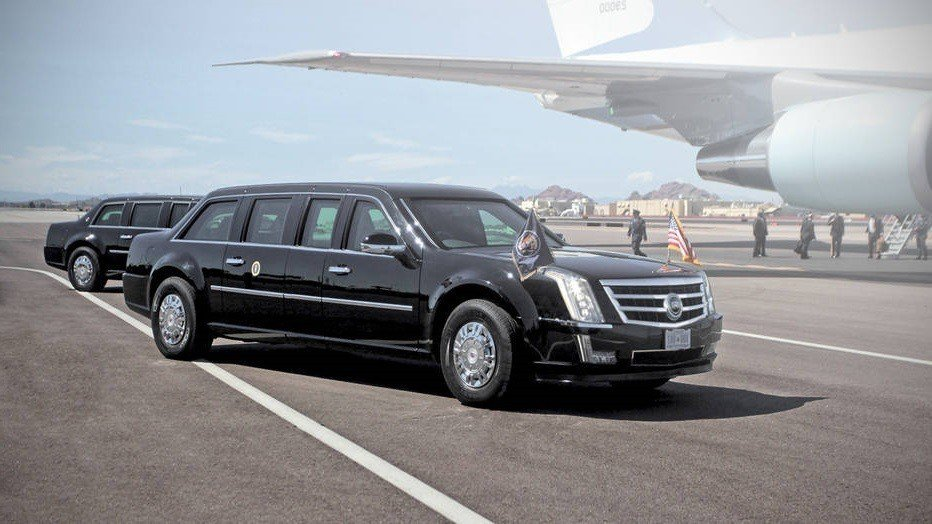 Cadillac Presidential Limousine又稱「The Be...