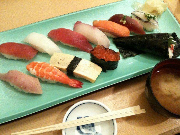 Sushi Zanmai 本店。 圖/google