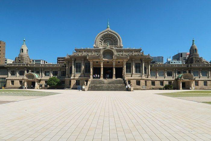 築地本願寺。 圖/wiki