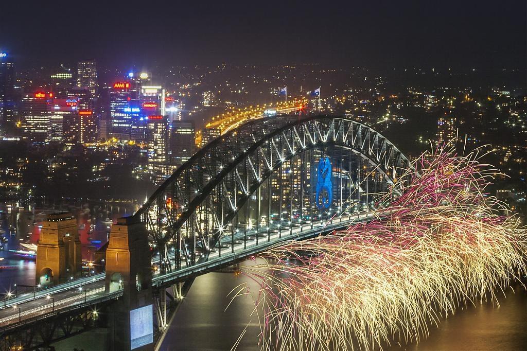 ▲2019雪梨遊船跨年。(圖/Tripbaa趣吧!亞洲自由行專家)