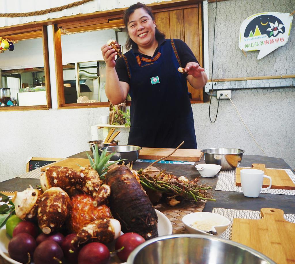 ▲原鄉秘境-神山部落廚藝學校。(圖/Tripbaa趣吧!亞洲自由行專家)