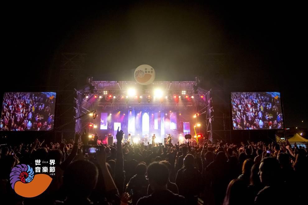 圖/文 世界音樂節 提供