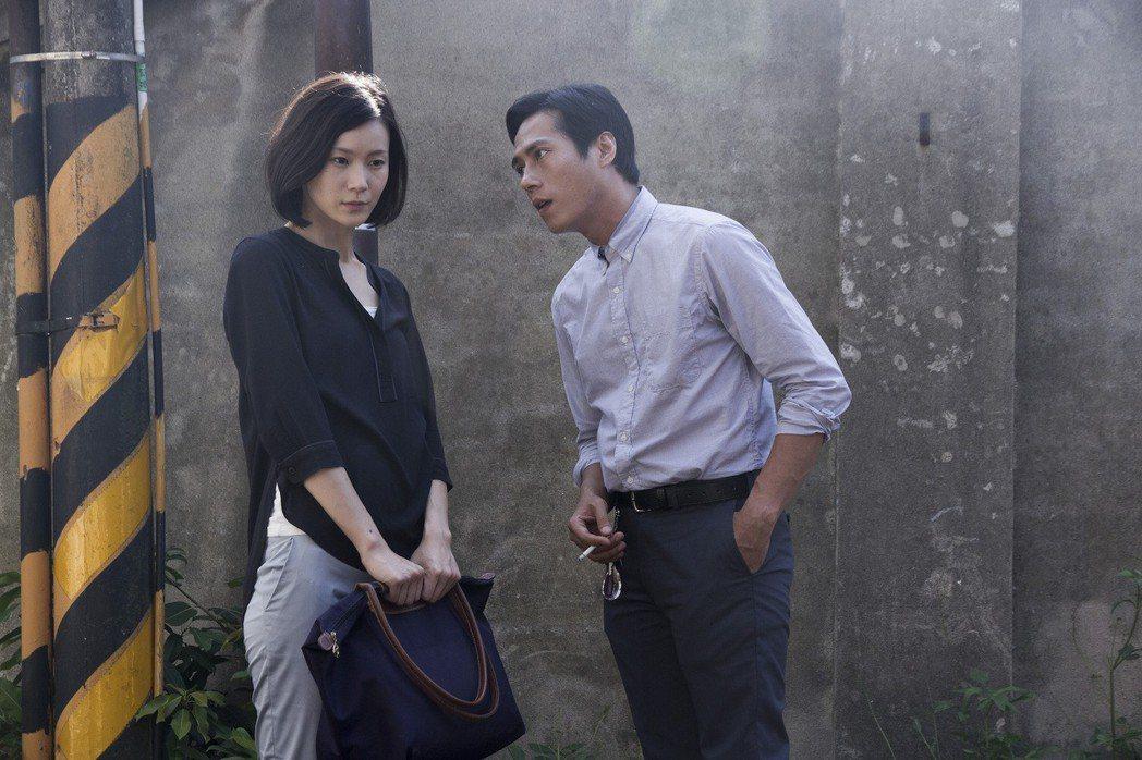 莊凱勛在短片「午休時間」與鍾瑶有精彩的對手戲。圖/friDay影音提供