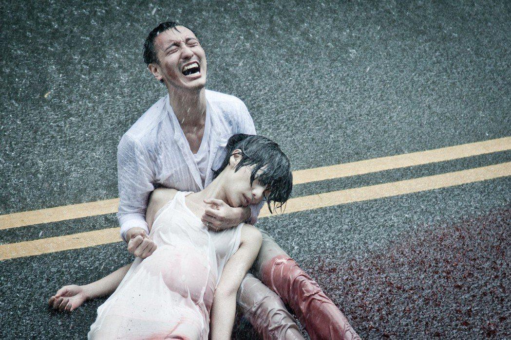 王陽明短片代表作「復仇」中為愛復仇。圖/friDay影音提供