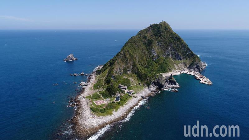 基隆嶼有許多有趣的奇景,值得一遊。圖/基隆市政府提供