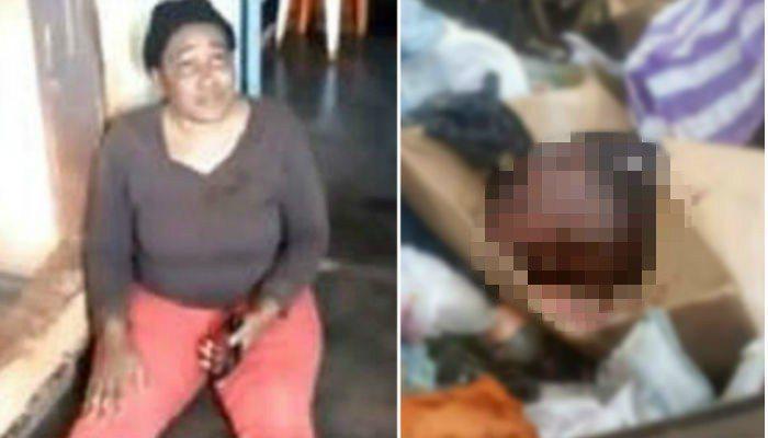 喀麥隆一名母親,為換取出國旅遊的旅費與文件,將自己10歲的女兒殺害,把女兒的肉割...