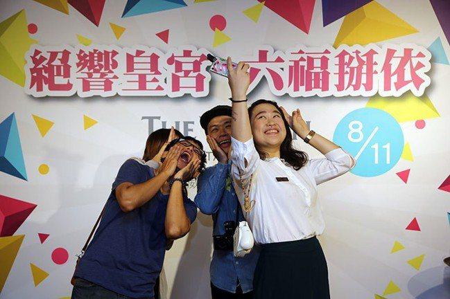 圖/六福皇宮一傳出要落幕,離職老員工都依依不捨,在8月11日舉辦了惜別會。...
