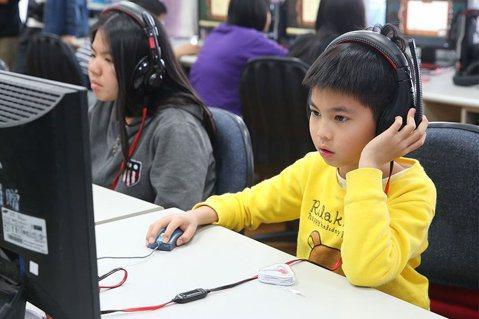 數位學習增加孩子的學習意願,讓學習變得更有趣。