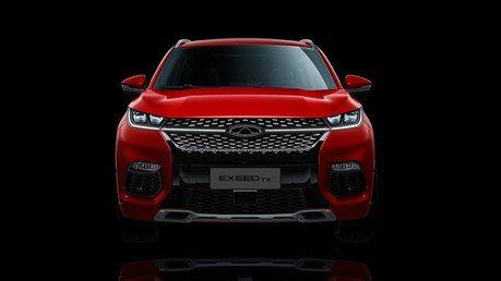 中國Chery奇瑞插電式油電動力車款2020年登陸歐洲