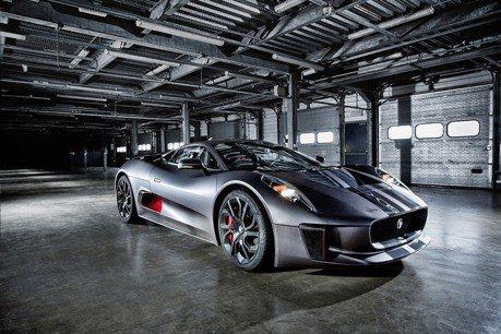 全新Jaguar中置引擎hybrid油電超跑將挑戰Honda NSX!