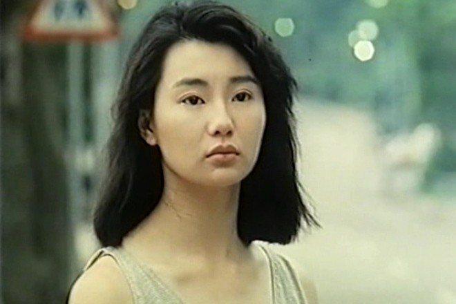 張曼玉因「熱血男兒」演技脫胎換骨。圖/摘自HKMDB