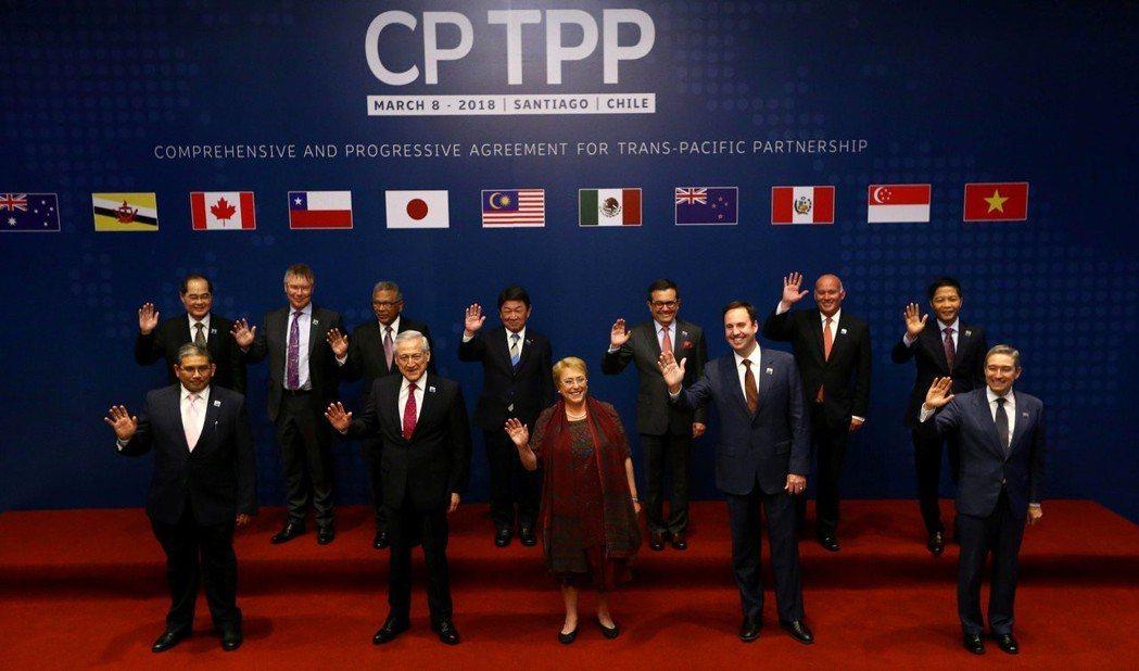 美國總統川普再次表達有意重返跨太平洋夥伴協定(TPP),日本政府表示樂見川普體認...
