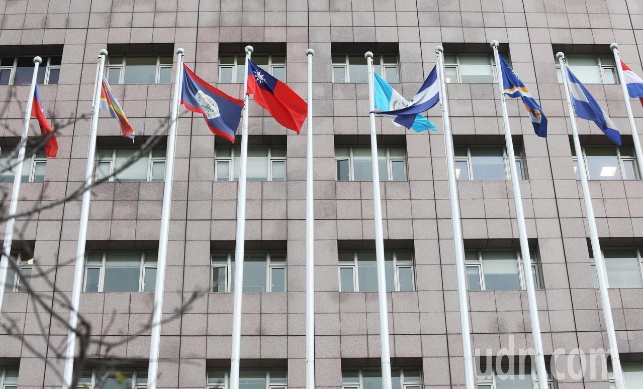 外交部為鞏固邦交,明年總預算共260.6億。圖/聯合報系資料照