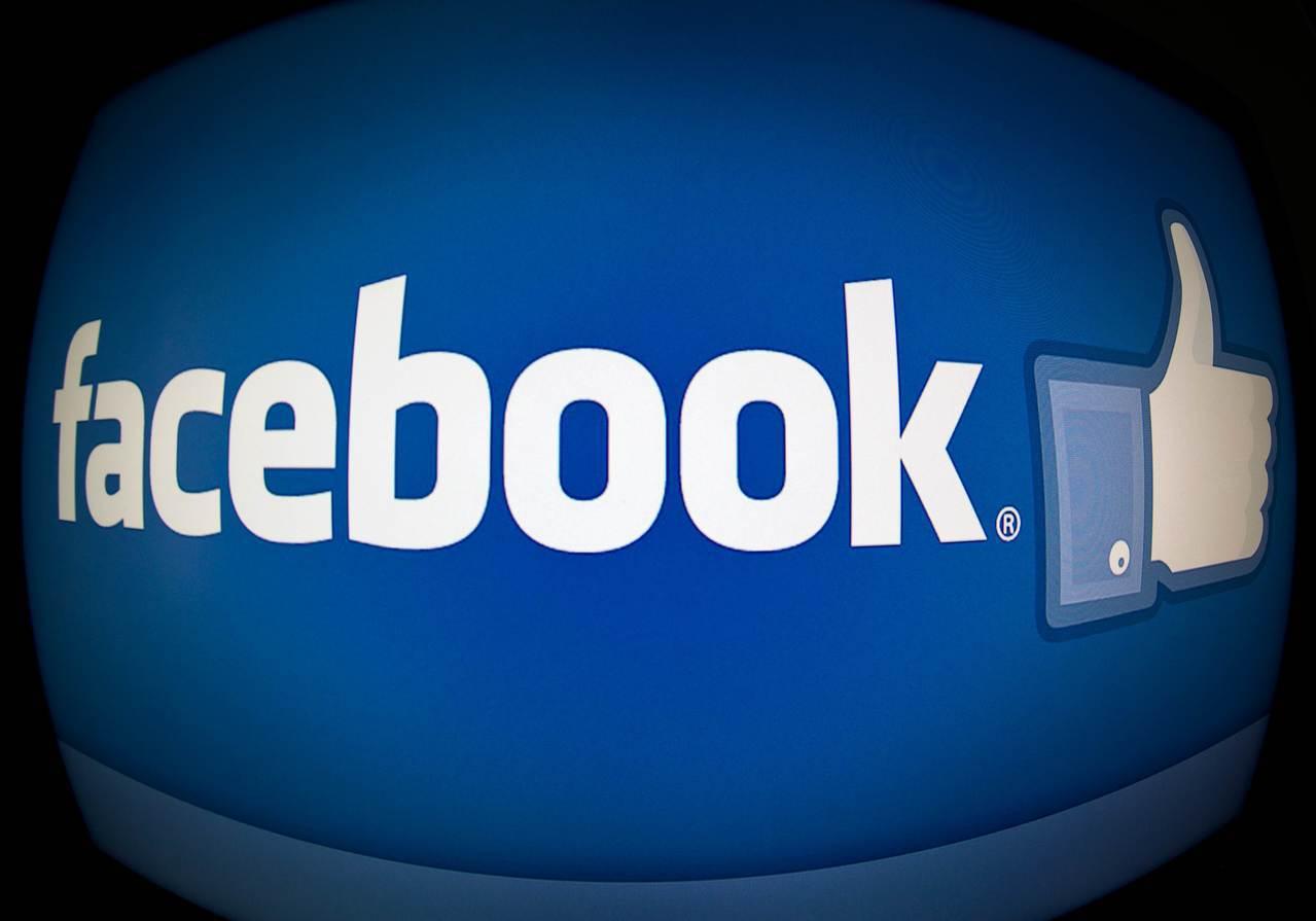 Google在印度線上廣告市場面臨臉書步步進逼。 法新社