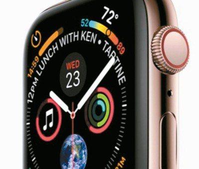 近日流出的第四代Apple Watch照片,將會有更大的表面顯示範圍以及更顯沉穩...