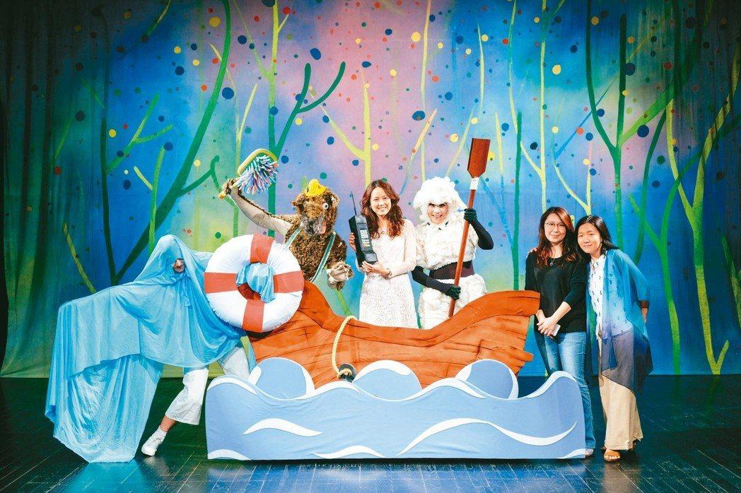 玉米雞劇團將於9月12日至16日在新竹縣政府文化局實驗劇場,演出年度製作《少年狼...