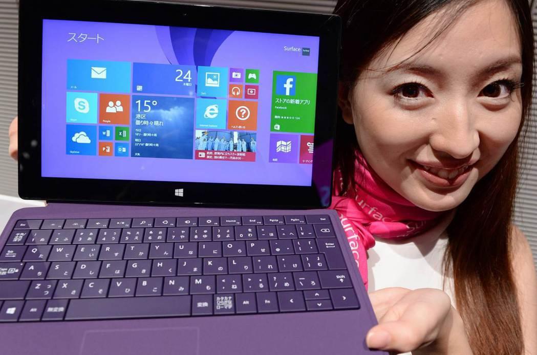 微軟日本公司預期明年5月改年號應該不會發生重大當機問題,但他們無法打包票。(法新...