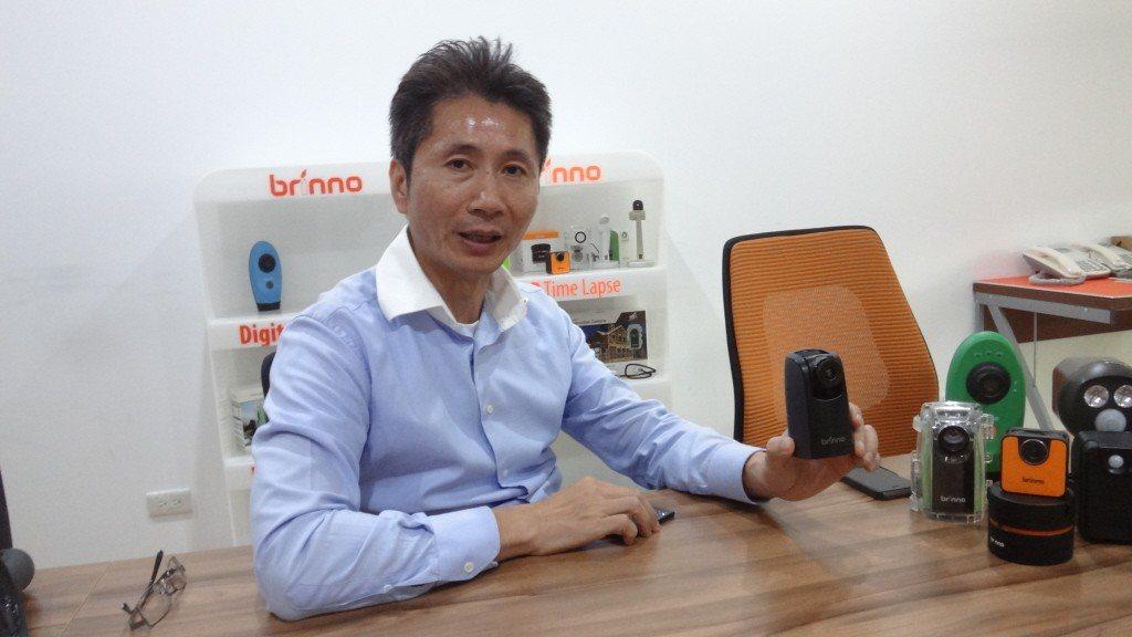邑錡董事長陳世哲。 圖/聯合報系資料照片