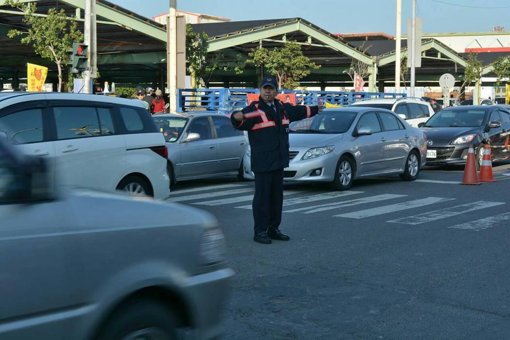 嘉義市居民高度依賴私人汽機車,嚴重程度為全台各縣市第一。 圖/聯合報系資料照