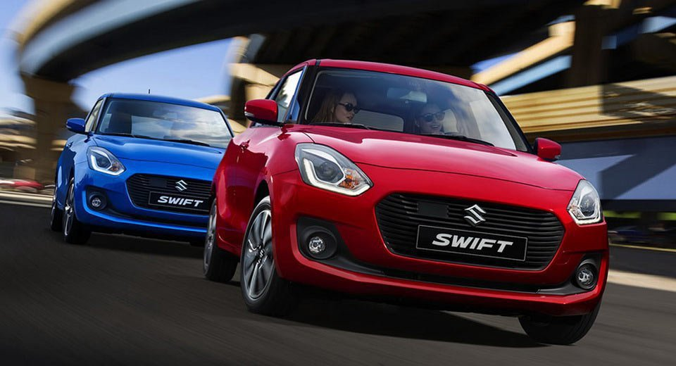 Suzuki一向以製造高品質小車聞名。 摘自Suzuki