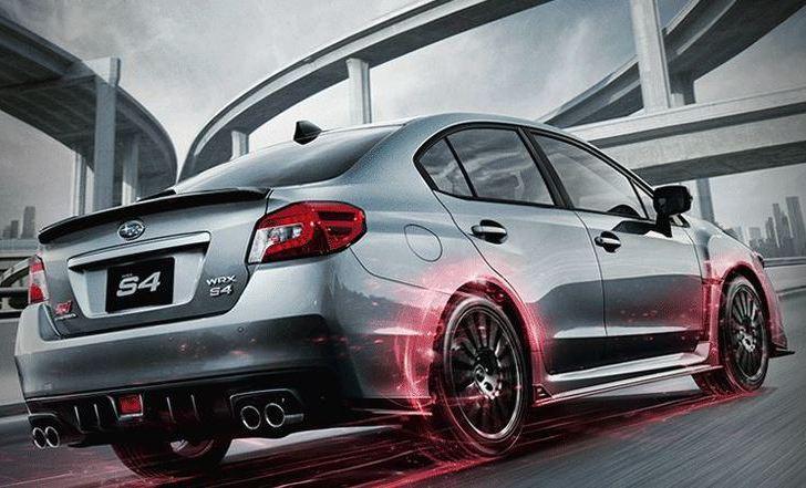 仍然只有日本專屬 Subaru WRX S4推出STI Sport版本