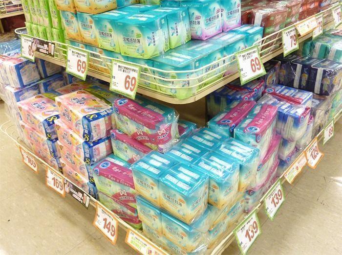 男生該幫女生買衛生棉嗎? 圖片來源/聯合報系