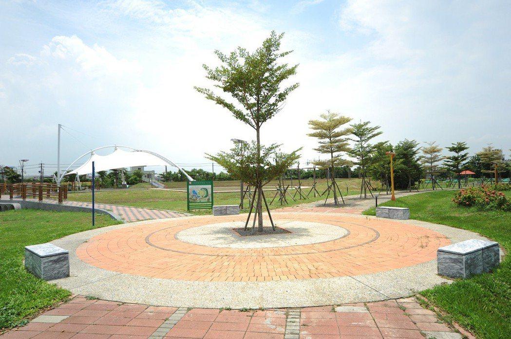 鄰近9公頃八卦休閒公園‧運動休閒好方便。 圖片提供/奕慶建設
