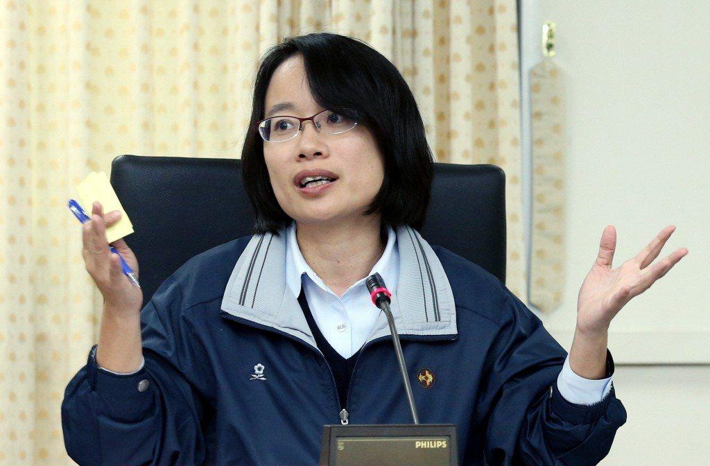 北農總經理吳音寧。 聯合報系資料照片/記者林俊良攝影
