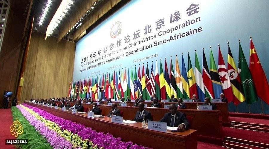 中國與非洲各國於9月3日至4日在北京進行合作論壇,並以「合作共贏,攜手構建更加緊...