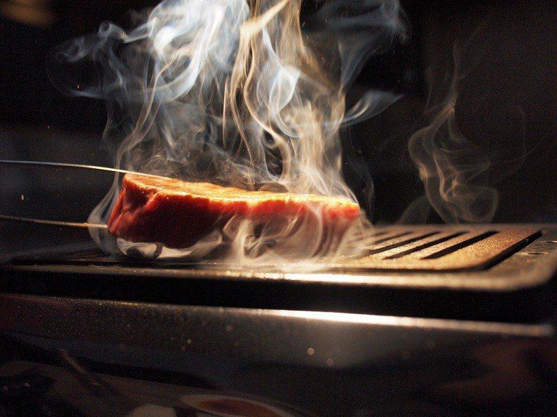 (圖/台灣旅行趣) ▲來【KoDō】必吃的一品「夏多布里昂」,享受超厚切的口感,之後你就知道甚麼是日本和牛了。