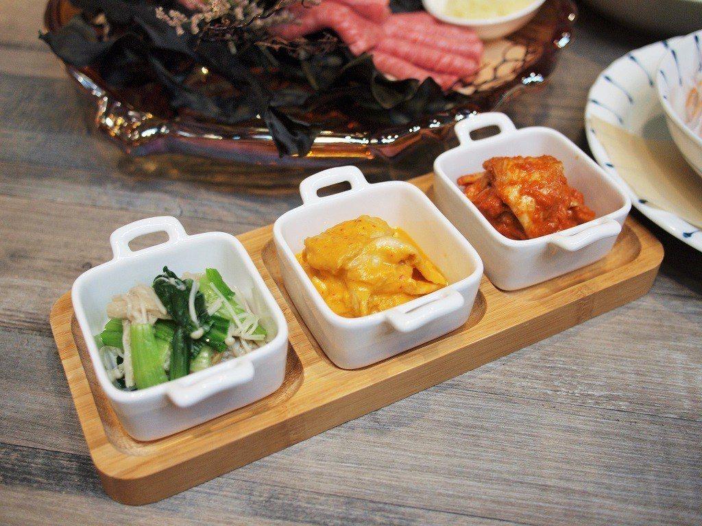 (圖/台灣旅行趣) ▲小菜也都用心自製,還多醃了一款新泡菜呢