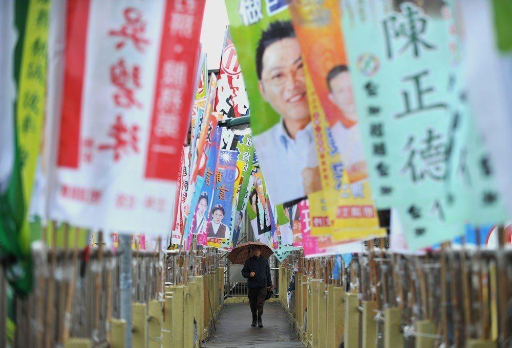 政治素人將如何以滴水穿石之力,撼動台灣選舉甚至政治文化? 攝影/林瑞慶