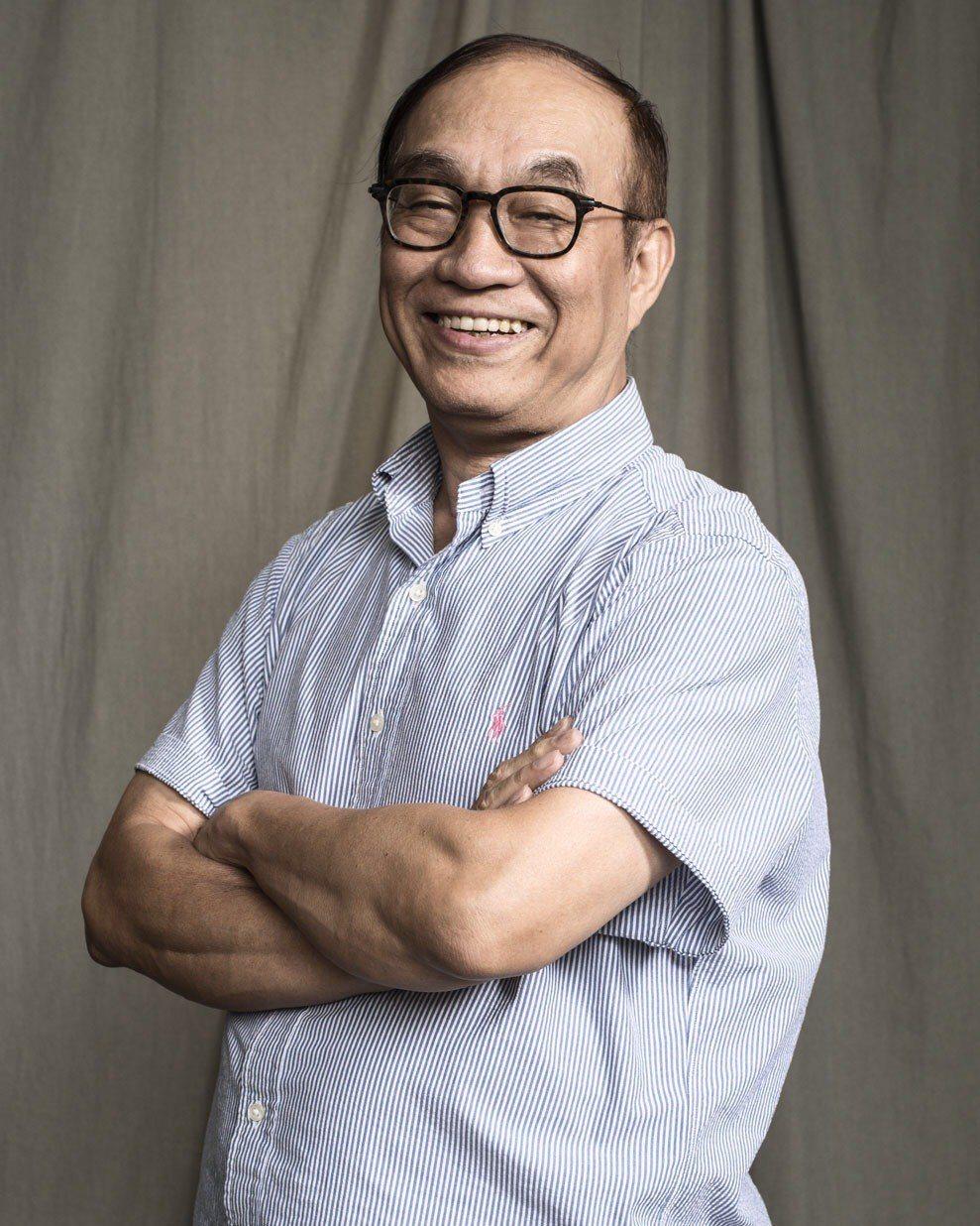 廖慶松是資深剪接師。圖/金馬執委會提供