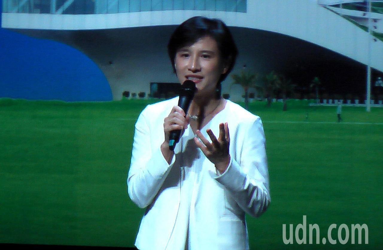 文化部長鄭麗君表示,北、中、南三大國家級表演藝術場館共同形構的國家表演藝術中心已...