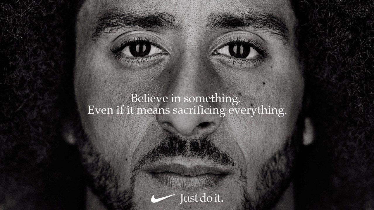 Nike為慶祝Just Do It口號邁入30周年,特別邀請知名運動員拍攝廣告,...