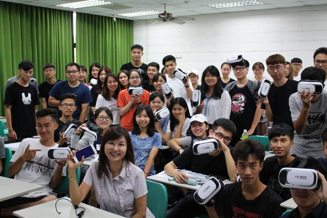 元智大學千人新人英語營開全國大學風氣之先。圖/元智大學提供