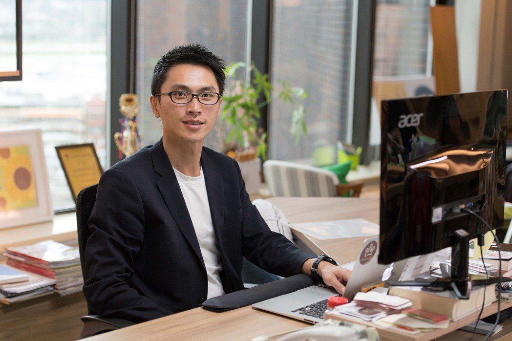 「CHOCO TV」執行長兼創辦人劉于遜,是OTT界鬼才。圖/CHOCO TV提...