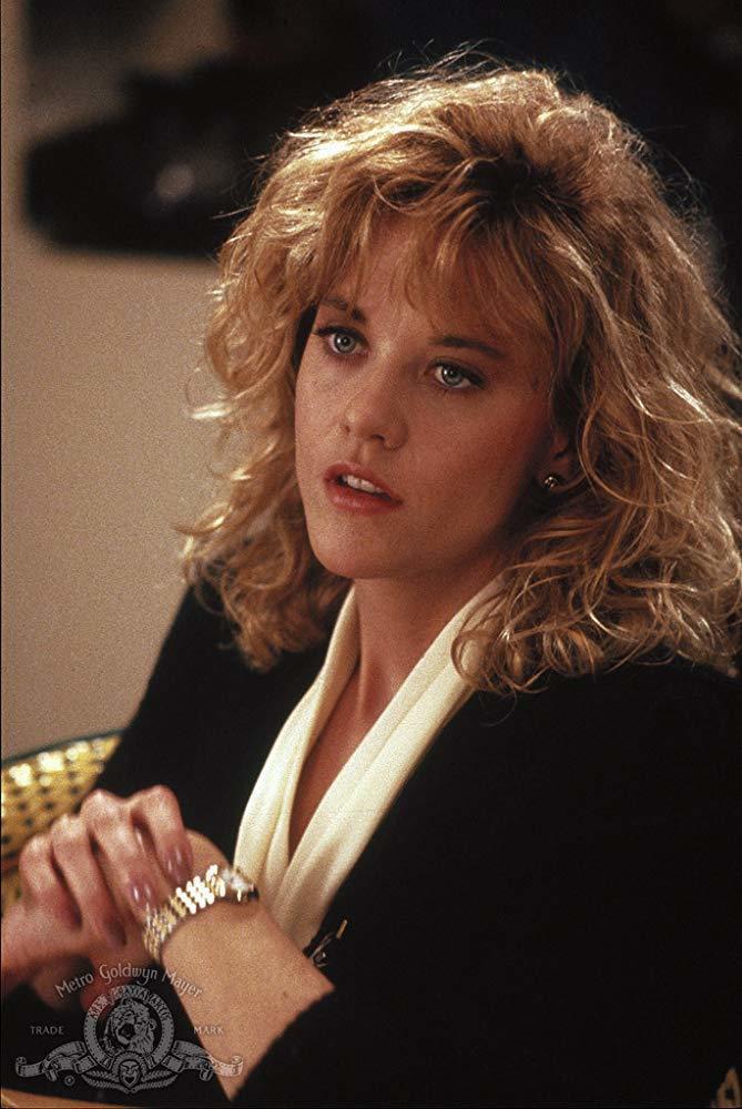 梅格萊恩昔日是俏麗可人的「美國甜心」。圖/摘自imdb