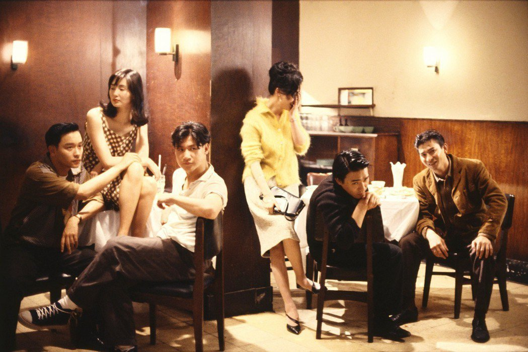 「阿飛正傳」」修復版今確定將於9月28日在台上映。圖/華映娛樂提供
