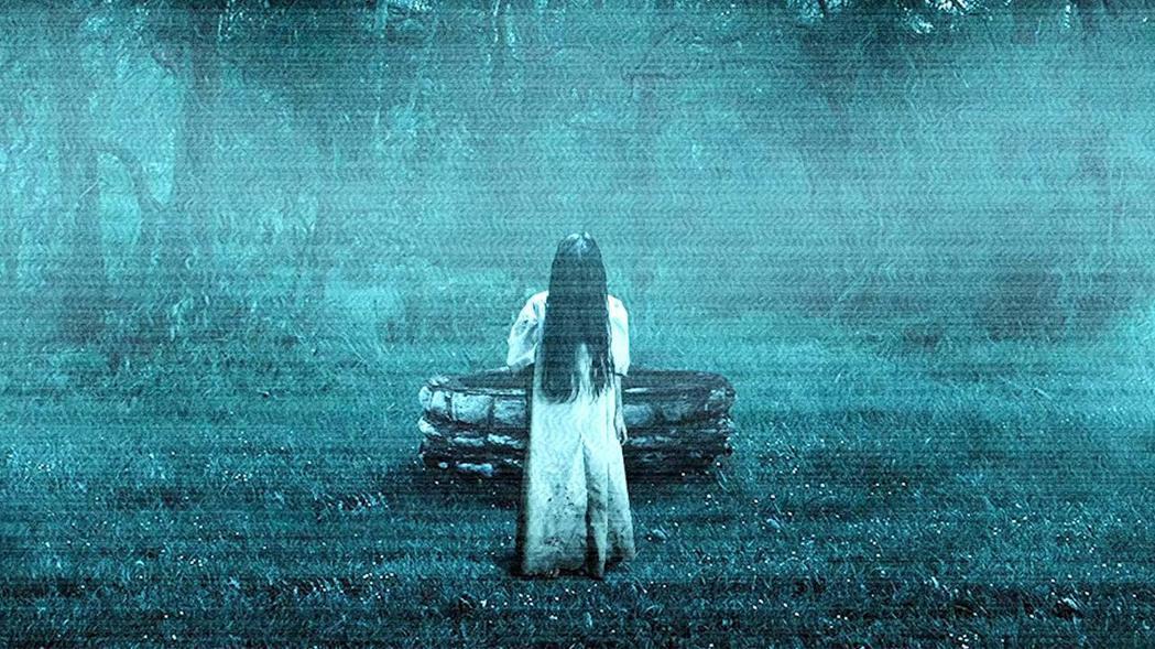 「七夜怪談西洋篇」中的小女鬼薩瑪拉曾讓不少觀眾嚇破膽。圖/摘自imdb