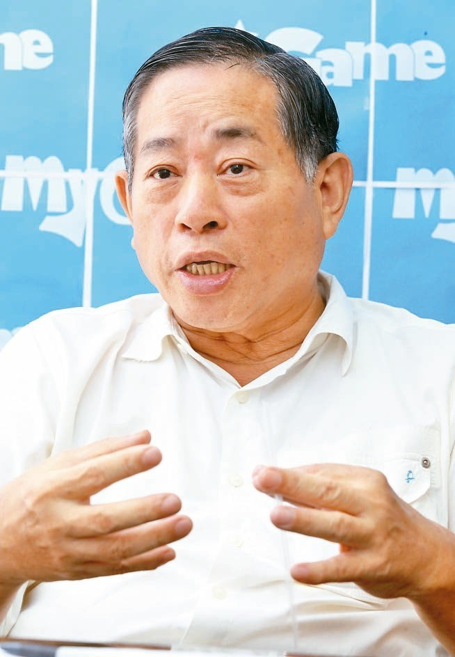 智冠董事長王俊博。 圖/聯合報系資料照片