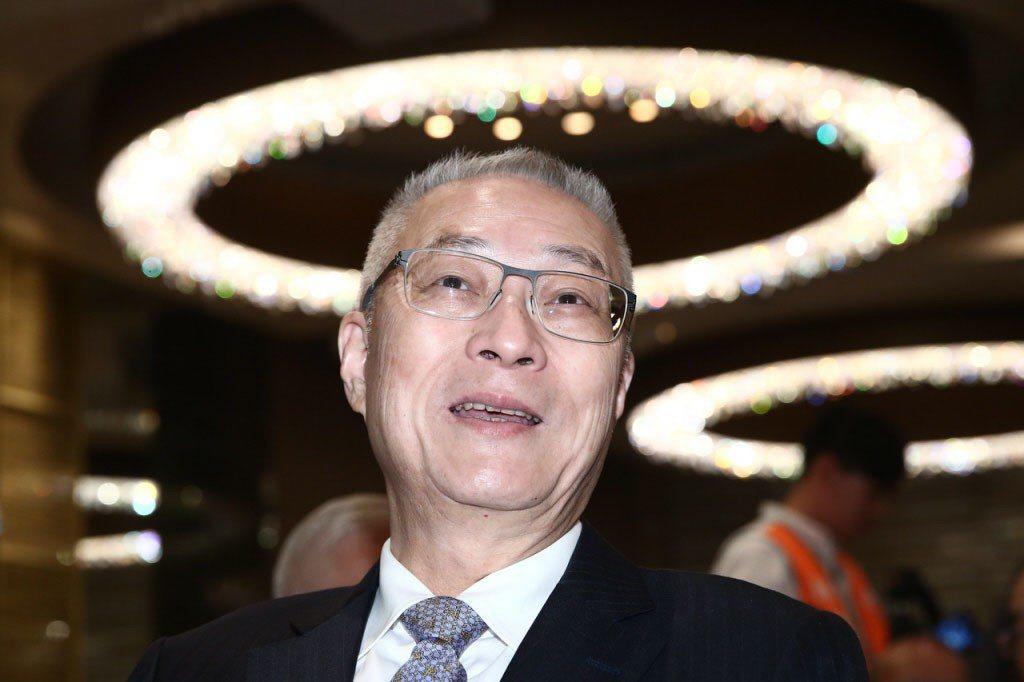 吳敦義曾言,若當選國民黨主席會效法蔣經國。圖╱聯合報系資料照片